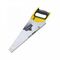 Ножовка по дереву 500 мм Stanley универсальный затачиваемый зуб