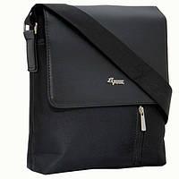 Деловая мужская сумка на плече. Высококачественная, износостойкая сумка на каждый день. Код: КБН9