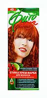 Стойкая крем-краска для волос Фито линия № 40 Тициан