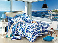 Homeline Евро комплект постельного белья «ПАРОЛЕ»