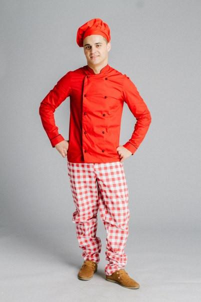 Пошив одежды для повара