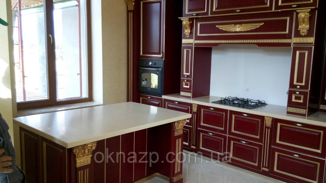 Столешницы для кухни из камня (цена за литую мойку 2400грн./шт.)