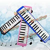 Лебедь гармоника мелодика 37 клавиш с учебник сумочка