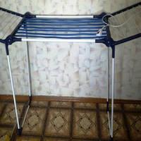Электрическая сушка для белья напольная ЕБК-7-220