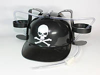 Каска для пива Skull