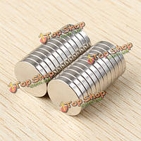 25шт d12x2мм N52 неодимовые магниты редкоземельных сильный магнит
