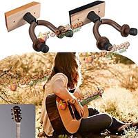 Гитарный крюк вешалки держатель настенный дисплей для гитары бас скрипки