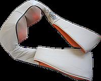 Массажный воротник, массажер для шеи плеч ZENET ZET-757