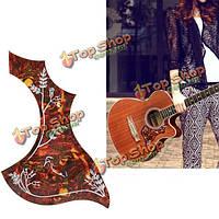 1шт акустическая гитара анти-нуля народных накладку защитную пластину