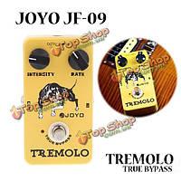 Джойо JF-09 тремоло гитары педаль эффектов правда обход с