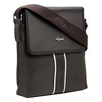 Кожаная, износостойкая сумка на каждый день для уверенного в себе мужчины. Деловая,практичная сумка Код: КБН11