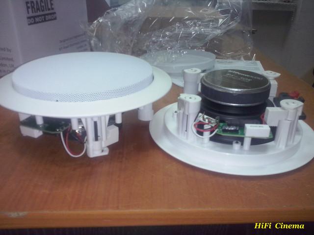 MT-Power PS60R Install in Ceiling 2-way Speaker