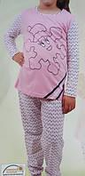 "Пижама подростковая ""Nicoletta"" №95008 (брюки)"