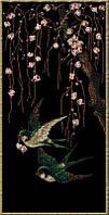Набор для вышивания крестом «Ласточки» (1061), Риолис