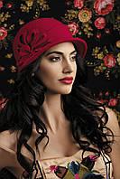 Шляпка женская с аппликацией Willi Felicia