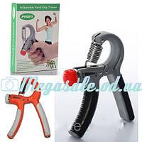 Экспандер кистевой пружинный (эспандер ножницы): нагрузка от 5 до 20кг