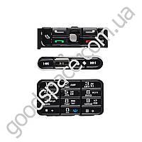 Клавиатура Nokia 3250, цвет черный