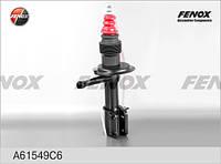 Амортизатор передний  ВАЗ-2110-2112  (стойка правая разборн) (газ) A61549C6 (отб+пыл) (Fenox)
