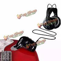 Нукс ГП-1 гитарный штекер усилитель для наушников эффект