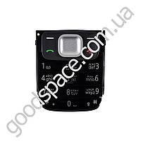 Клавиатура Nokia 1209, цвет черный