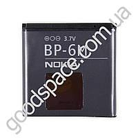 Аккумулятор для Nokia 3250, 6151, 6233, 6280, 6288, 9300, 9300i, N73, N73 Music, N77, N93 (BP-6M), н