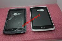 Дисплей LCD+сенсор HTC Desire 326g оригинал черный