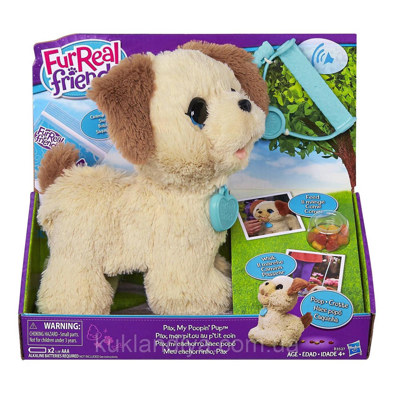 Интерактивный щенок Пакс FurReal Friends