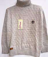 Теплая кофта для малька-подростка с эмблемой 1113