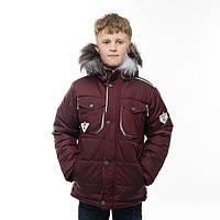 """Детская зимняя  куртка """"Леон"""" для мальчика, фото 1"""