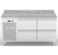 Холодильный стол Orest RTSG-4/6 1500х600