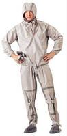 Костюм ОЗК Л 1: размеры на ногу от 40 до 47 и разный рост, полукомбинезон + куртка