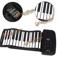 Клавиатура midi ключа konix 61 электронный рулон фортепьяно pa61 с батареей