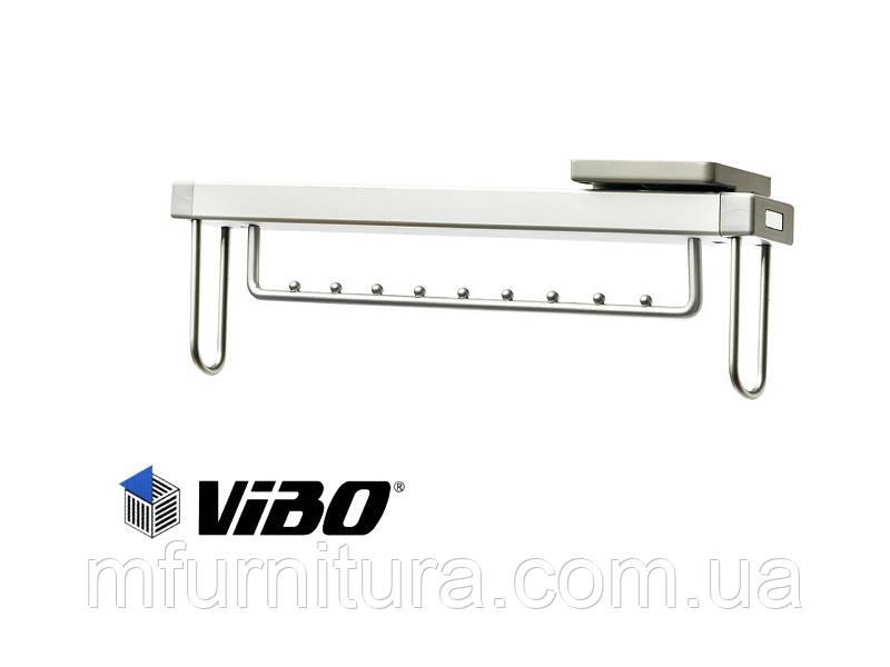 Вешалка выдвижная Elite (тромбон) / белый - Vibo (Italy)