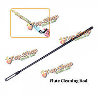 Практичный полиэстер флейта шомпол черный