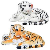 Тигр MP 0308 с тигренком, 46-21см