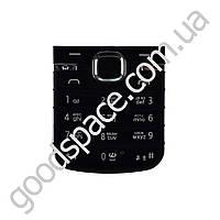 Клавиатура Nokia 6730c, цвет черный