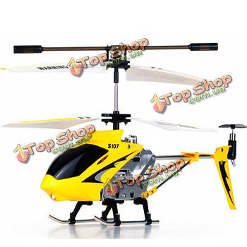 Вертолет с гироскопом инфракрасный радиоуправляемый Syma S107 S107G 3CH