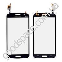 Тачскрин (сенсор) Samsung G7102, G7106 Galaxy Grand 2, цвет черный, копия высокого качества