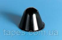 Конический бампер BS-37 (18,3мм х 14,2мм) черный цвет, Bumper Specialties Inc.