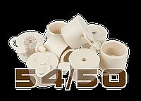 BIOWIN пробка резиновая с клапаном 54 мм