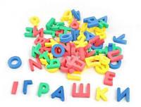 Украинский алфавит россыпью 69 букв, Бомик