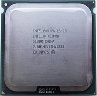 Xeon L5420 SLBBR E0 2.5GHz/12M/1333 (Q6600 Q8300 Q8400 Q9300 Q9400 Q9450 Q9500 Q9550 Q9650 Q9770)
