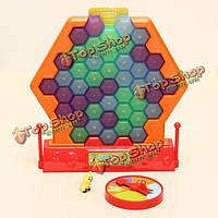 Сохранить пчел доски блока семейная игра для детей развивающие игрушки
