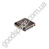 Слот для сим карты Samsung S5230, C3010, C3011