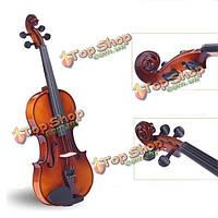 Спасение ель играет скрипка 4/4 смычок с канифолью случае
