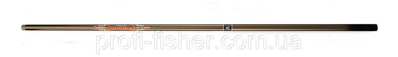 Маховое удилище ZEMEX Durable Pole 700, 7м - Южная Корея