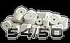 BIOWIN пробка резиновая 54/50 мм