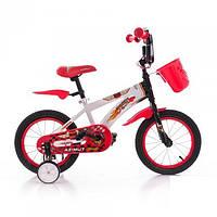 """Детский велосипед HUNTER 14"""" красный 4668"""