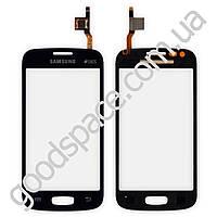 Тачскрин (сенсор) Samsung S7260, S7262 Galaxy Star Pro, цвет черный