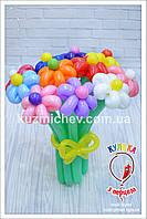 """Букет цветов из воздушных шариков """"Мармеладка 1"""""""